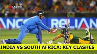 India vs South Africa 2015, 2nd ODI at Indore: Key clashes