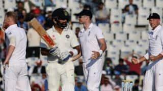 Post-tea harakiri cost India a rare innings win against England