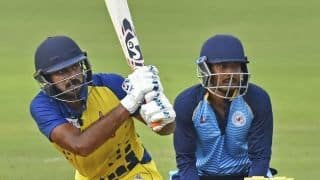 Vijay Shankar's 91 powers Tamil Nadu to seven-wicket win over Bihar