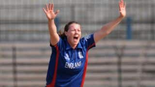 ICC Women's World T20 2014: Anya Shrubsole awarded player of the tournament