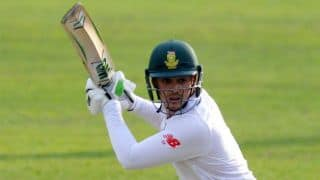 Day Report, 2nd Test, Day 3: SA hold tight despite early collapse vs NZ