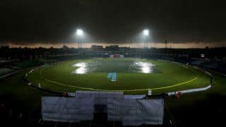 India vs Bangladesh, one-off Test at Fatullah Day 2 delayed due to rain