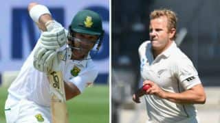New Zealand vs South Africa, 1st Test: Dean Elgar, Neil Wagner hope to renew schoolboy rivalry