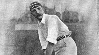 Albert Ward: First to play for both Yorkshire and Lancashire