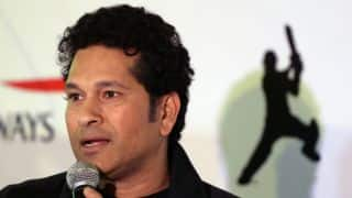 Tendulkar: Coaches, gurus are like parents