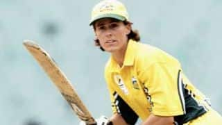 Belinda Clark scores the first ODI double-hundred — in 1997