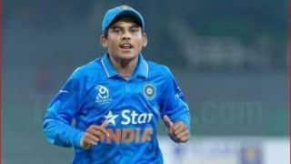 ट्राई सीरीज: प्रियम गर्ग के शतक से भारत ने बांग्लादेश को 35 रन से हराया