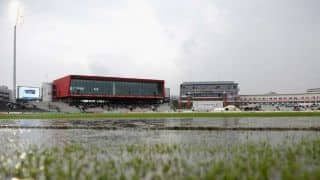 England take 85-run lead over India as rain forces early stumps on Day 2 of 4th Test