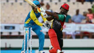 CPL T20: St Kitts and Nevis Patriots wins over St Lucia Zouks by 6 wickets