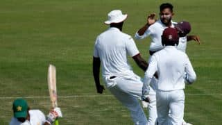 Pakistan vs West Indies, 3rd Test, Day 4: Visitors in commanding position at lunch