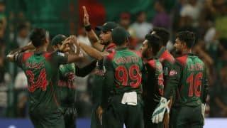 बांग्लादेश क्रिकेट बोर्ड ने बदला जिम्बाब्वे के खिलाफ वनडे सीरीज का वेन्यू