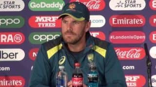 New Zealand scrap every time to put pressure on you: Aaron Finch