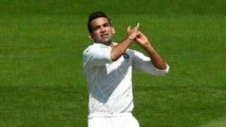 India vs New Zealand Live Cricket Score, 2nd Test, Day 2: New Zealand 24/1 at stumps; trail by 222 runs