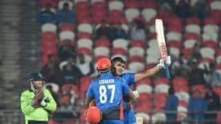 2nd T20I, Afghanistan vs Ireland: Hazratullah Zazai's thunderous 162* powers Afghanistan to record 278/3