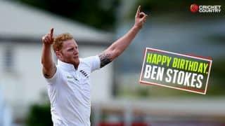 Happy Birthday, Ben Stokes!