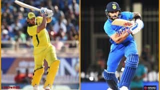 4th ODI: Revived Australia aim to force decider with Dhoni-less India
