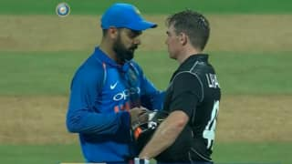 Virat Kohli's genius, his bromance with MS Dhoni and Tom Latham, other photo and video highlights from India-New Zealand 1st ODI