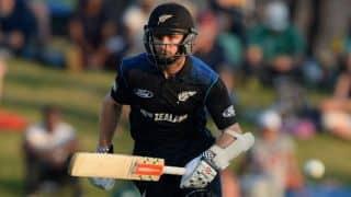 Kane Williamson uncertain for 1st ODI against Sri Lanka