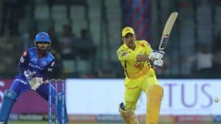 IPL 2019: Tough to convince MS Dhoni to take rest, says coach michael Hussey