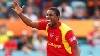 Zimbabwe pick three early wickets to push Pakistan on backfoot in 2nd ODI at Harare