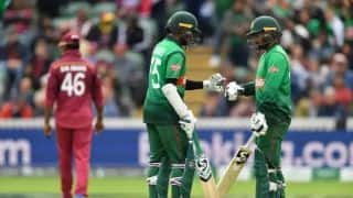 ICC CRICKET WORLD CUP 2019:Liton Das pleased with Bangladesh's showing against top teams in world cup