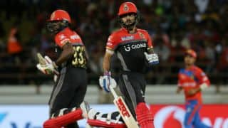 Gujarat Lions (GL) vs Royal Challengers Bangalore (RCB), IPL 2017, Match 20: Records galore and other highlights