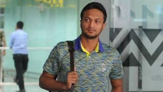 Shakib disappointed with performance for KKR