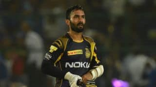 Karthik wants VJD method to replace DLS method in IPL