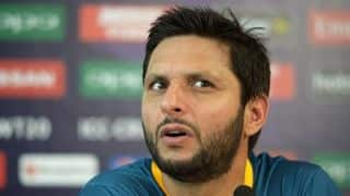 Shahid Afridi, Mohammad Hafeez believe players guilty of corruption should be barred from cricket