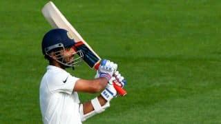 Ajinkya Rahane thanks Sachin Tendulkar and Rahul Dravid for recent success