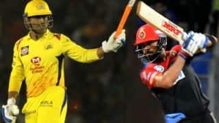 IPL 2018: खास होगा चेन्नई सुपर किंग्स-रॉयल चैलेंजर्स बैंगलोर का मुकाबला