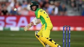 CWC 2019:I was nervous while batting, says David Warner