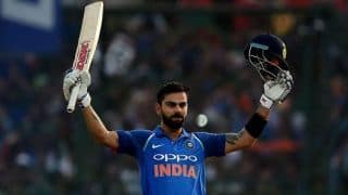 New Zealand should contain Virat Kohli in the first 10-15 deliveries: Mike Hesson