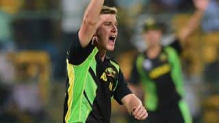 India vs Australia, T20 World Cup 2016: Peter Siddle surprised at Steven Smith not bowling out Adam Zampa