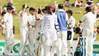 Live Cricket Score: West Indies vs New Zealand 2nd Test Day 3 at Port of Spain