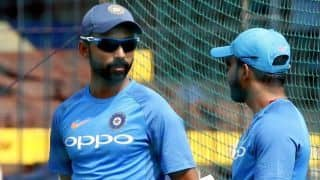 very much hopeful for World Cup place, I think deserve a chance: Ajinkya Rahane