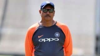 """Why pick on India when no team travels well,"" questions Shastri"