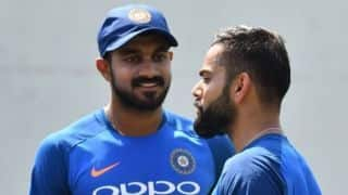 India vs Pakistan, Cricket World Cup 2019: Pakistan opt to bowl first vs India; Vijay Shankar in for Dhawan