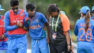 Devika Vaidya replaces injured Pooja Vastrakar in Women's World T20 squad