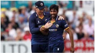 नेटवेस्ट ब्लास्ट: टी20 मैच के दौरान अपने ही टीम के खिलाड़ी से भिड़े मोहम्मद आमिर, देखें वीडियो