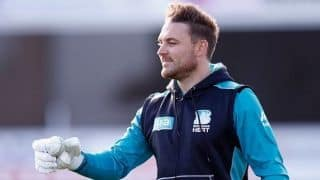 Brendon McCullum explains testing positive in drug test