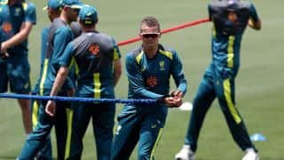 'Feels like I'm starting all over again, very thankful': Peter Siddle on ODI recall