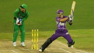 Hobart Hurricanes crush Melbourne Stars to reach Big Bash League 2014 final