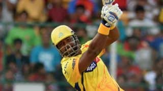 CLT20 2014: Brendon McCullum, Dwayne Smith start for Chennai Super Kings against Perth Scorchers