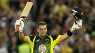 IPL 2016 Auction: Aaron Finch sold for Rs. 1 crore to Gujarat Lions