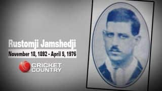Rustomji Jamshedji: 6 facts about India's oldest Test debutant