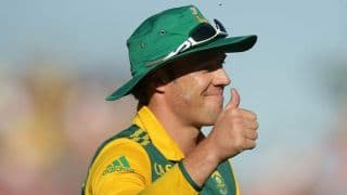 AB de Villiers blames over-thinking for loss