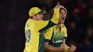 Shane Watson stoked at on-field reunion with Steven Smith
