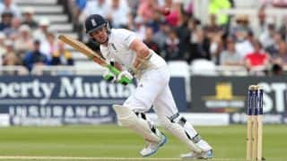 India vs England 2014 1st Test, Lunch Day 3: Bulletin