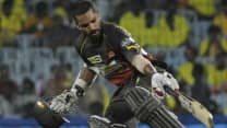 Sunrisers Hyderabad (SRH) vs Rajasthan Royals (RR), IPL 2014: Warner, Dhawan dismissed